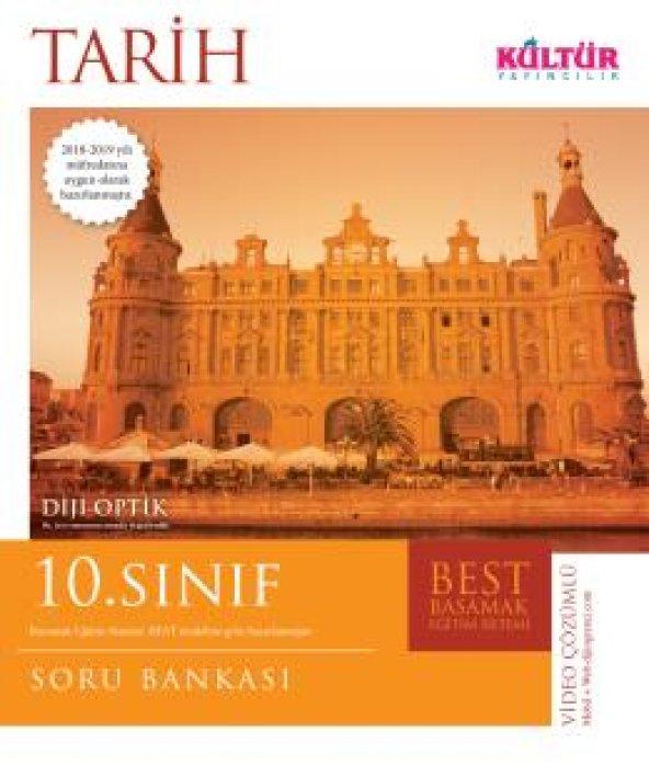 10. Sınıf Tarih Soru Bankası (BEST) Kültür Yayıncılık
