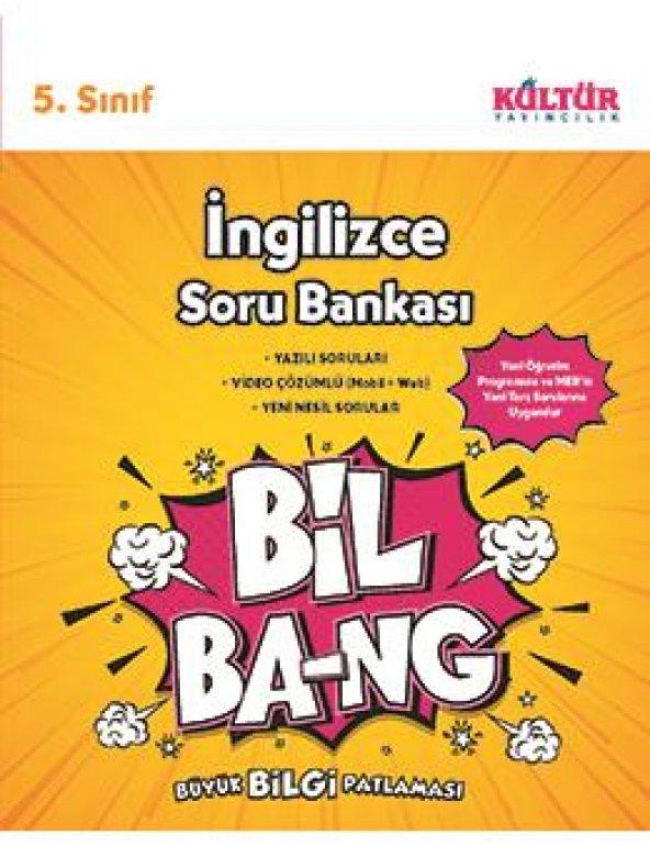 5. Sınıf İngilizce Bil Ba-ng Soru Bankası Kültür Yayıncılık