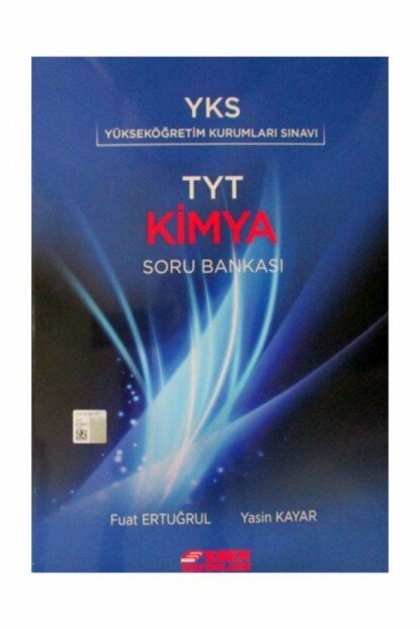 YKS TYT Kimya Soru Bankası Esen Yayınları