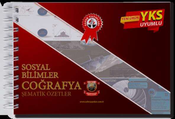 YKS Sosyal Bilimler Coğrafya Şematik Özetler Zafer Yayınları