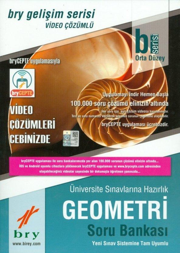Orta Düzey Geometri-B Soru Bankası Gelişim Serisi Birey Yayınları