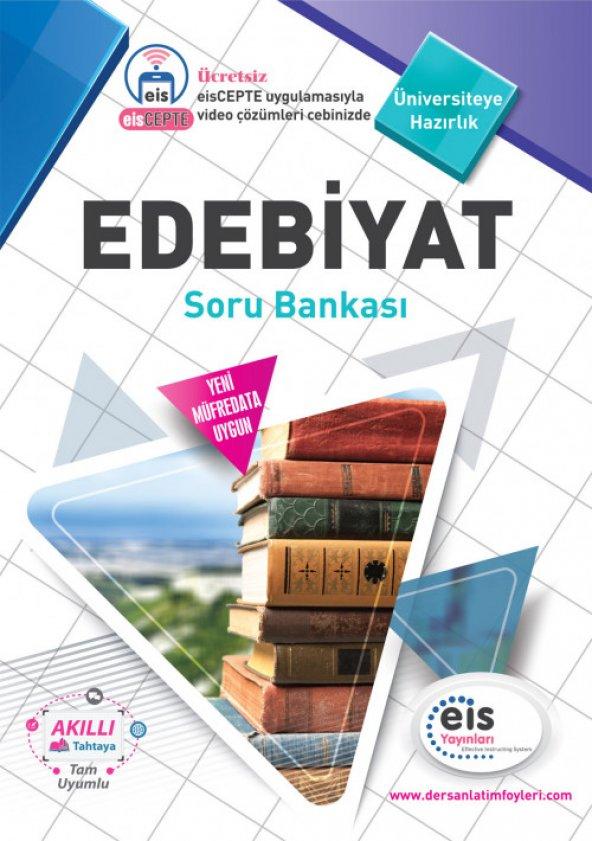 Üniversite Hazırlık Edebiyat Soru Bankası EİS Yayınları