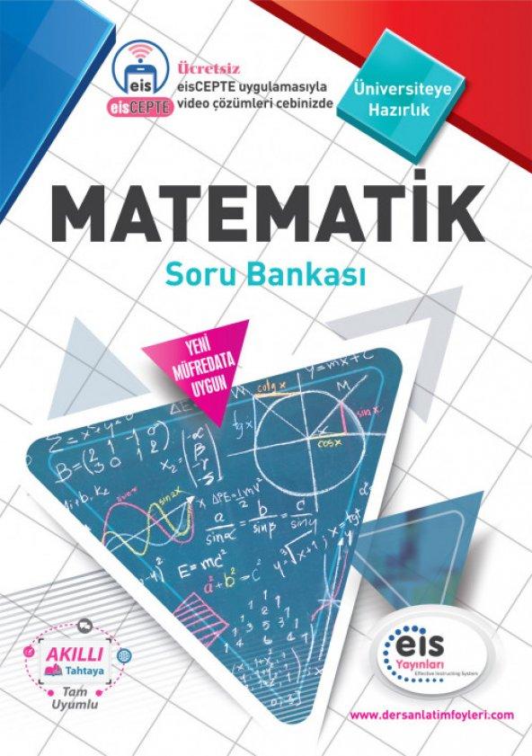 Üniversite Hazırlık Matematik Soru Bankası EİS Yayınları