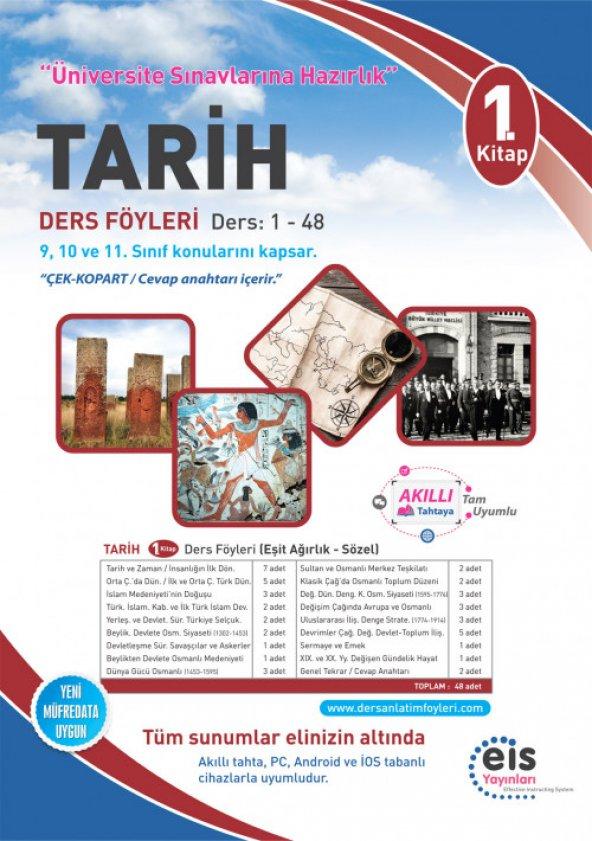 Üniversite Hazırlık Tarih 1.Kitap DAF EİS Yayınları
