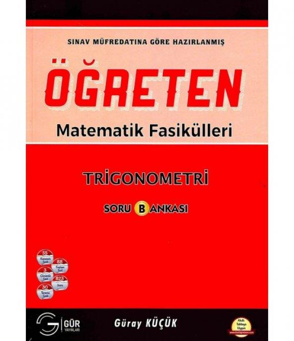 Öğreten Trigonometri Soru Bankası Gür Yayınları