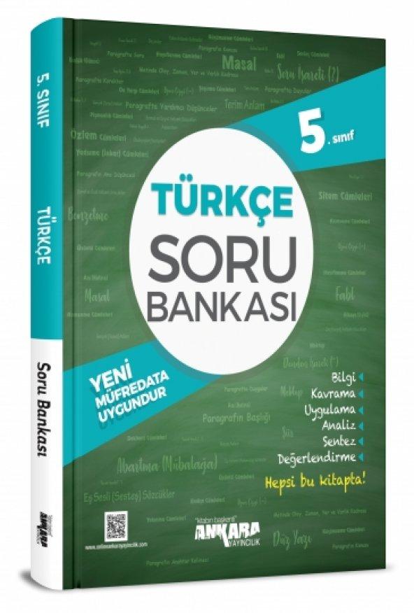 5. Sınıf Türkçe Soru Bankası Ankara Yayıncılık