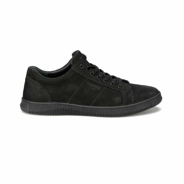 Dockers 227151 9pr Deri Erkek Günlük Ayakkabı-Siyah