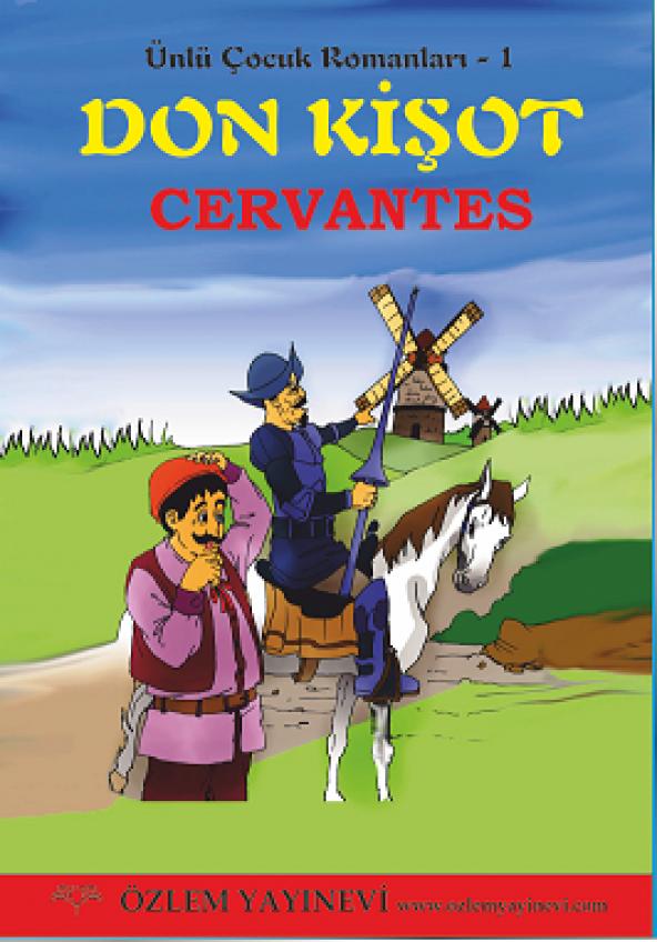 Ünlü Çocuk Romanları - seti (5)