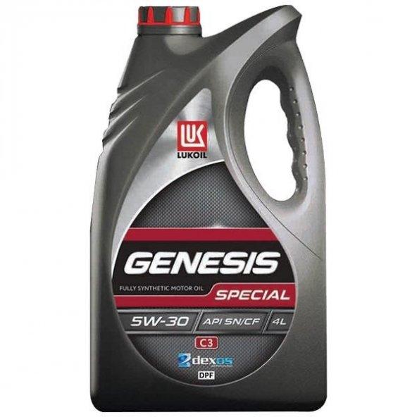 Lukoil Genesis Special C3 5W30 4 Litre