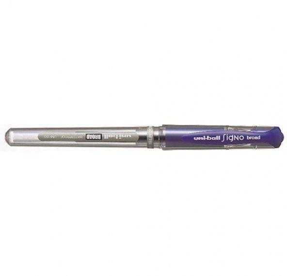 Uni İmza Kalemi Sıgno Um-153 1.0 Mavi