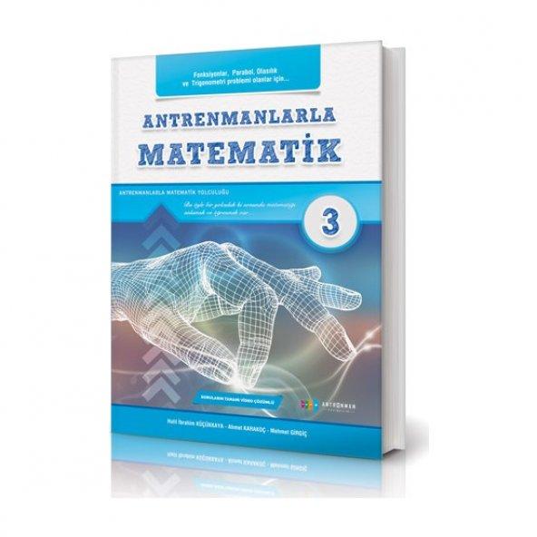 Antrenman Yayınları Antrenmanlarla Matematik 3 - Mehmet Girgiç