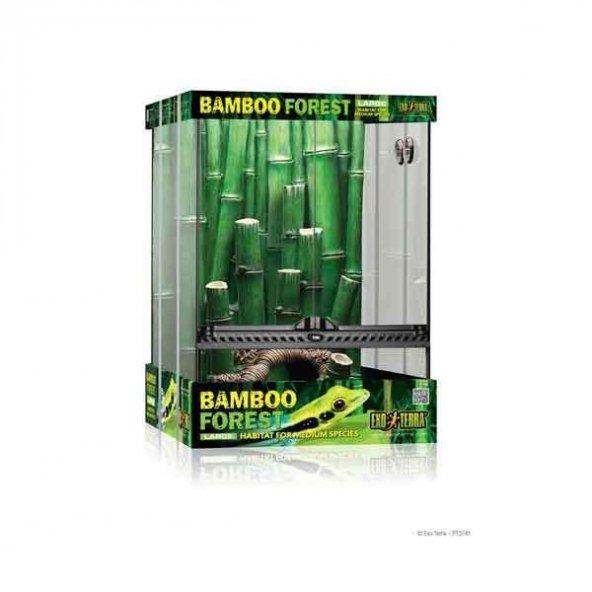 Exo Terra Teraryum Bambu 45x45x60 cm