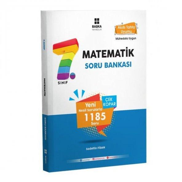 Başka 7. Sınıf Matematik Soru Bankası