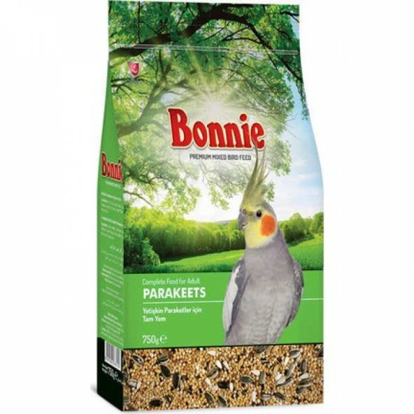 Bonnie Paraket Yemi 750 Gr skt:18/07/202