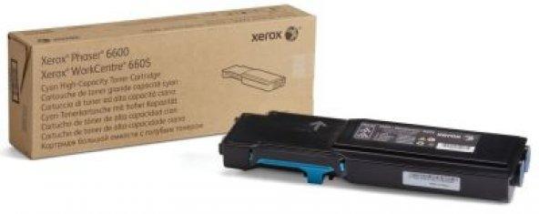 XEROX 106R02233 PHASER 6600 WORKCENTRE 6605 MAVI ORJINAL TONER