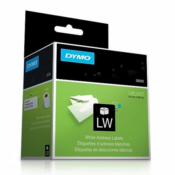 DYMO 30252 LabelWriter Kendinden Yapışkanlı Adres Etiketi