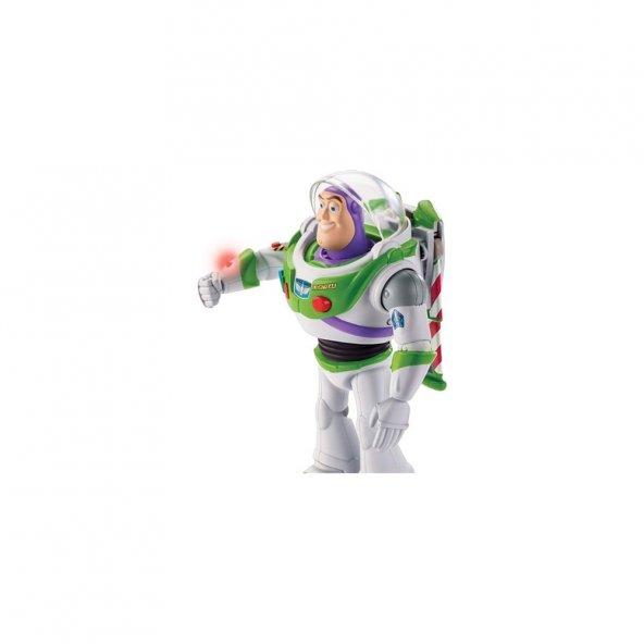 Toy Story Konuşan ve Hareketli Buzz Figürü GDB92