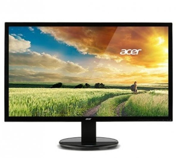 23.6 ACER K242HQLBID FULL HD LED 5MS 100M:1 250 NITS VGA DVI HDMI VESA MONITOR
