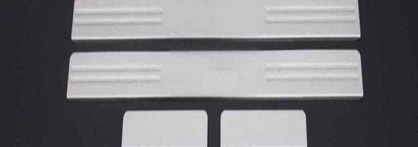 Peugeot 407 Kapı Eşiği 4 Prç Omsa