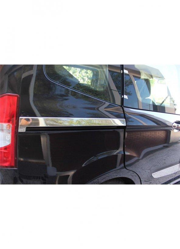 Ford Courier Sürgülü Kapı Çıtası 2Prç  2014-Sonrası Bod