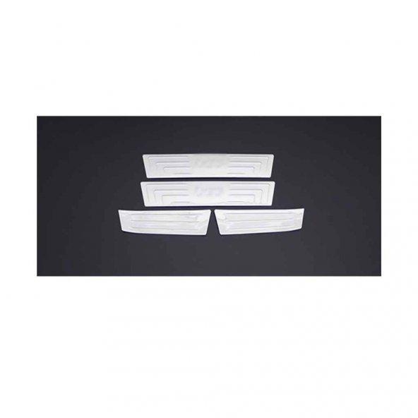 Hyundai ix35 Kapı Eşiği Kromu 2010-2015 Bod