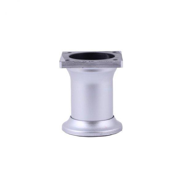 Narlı Ayak Mat Krom 8 cm