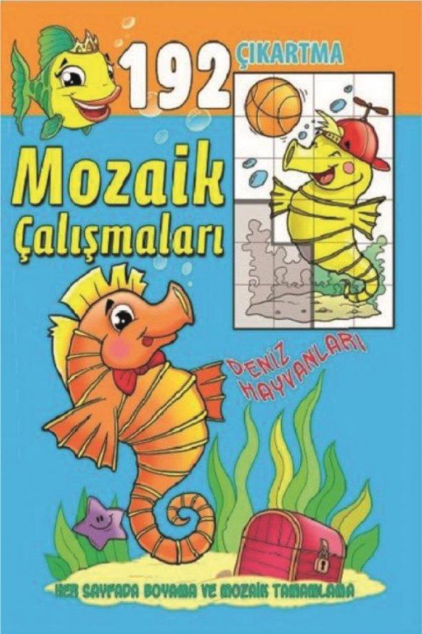 Mozaik Çalışmalarım - Deniz Hayvanları - Koloni Çocuk