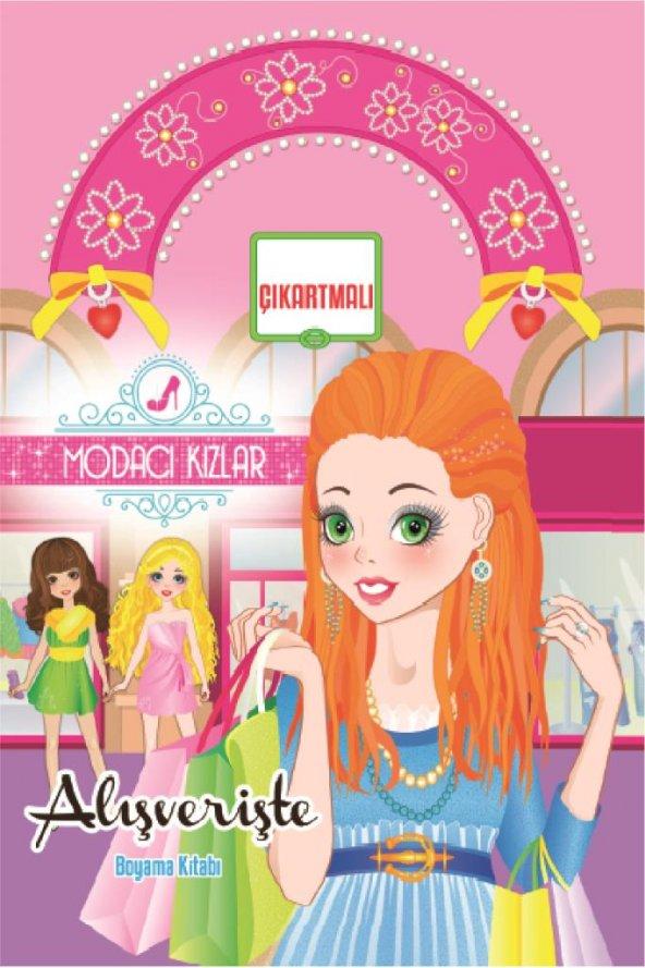 Modacı Kızlar Alışverişte - Koloni Çocuk