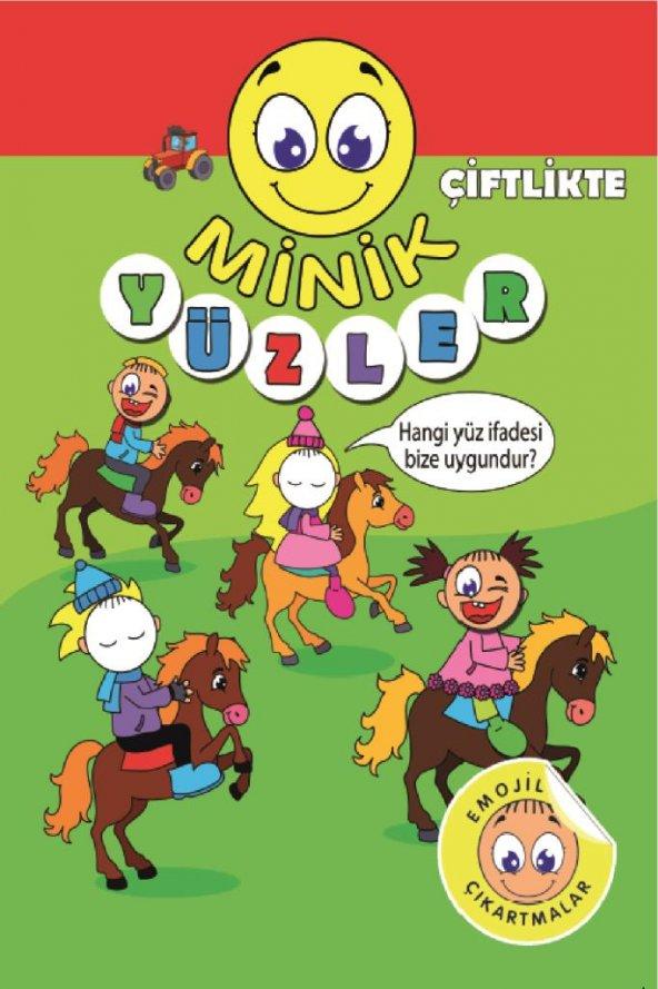 Minik Yüzler - Çiftlikte - Koloni Çocuk