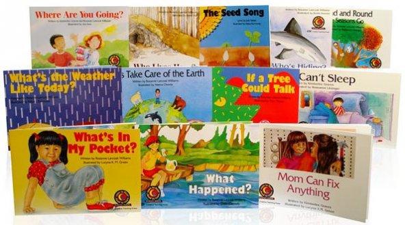 İngilizce Hikaye Kitabı Seti 16 (12 kitap)