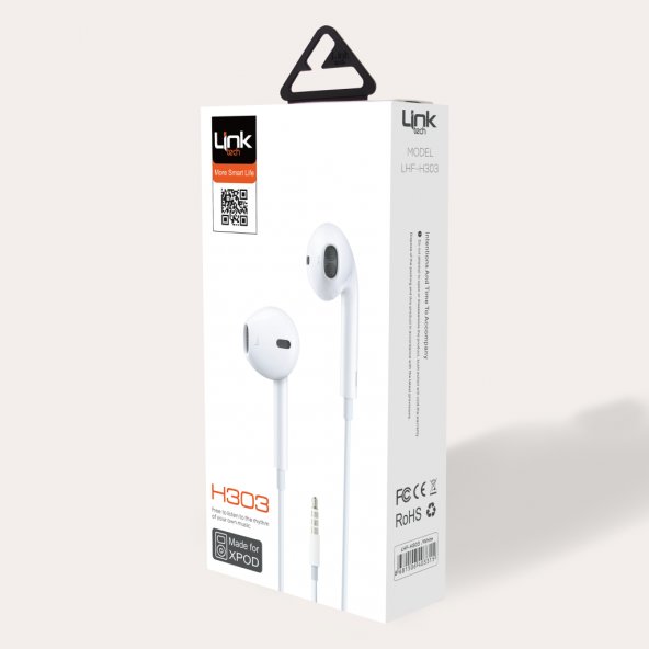 H303 EarPod Stereo Kulaklık