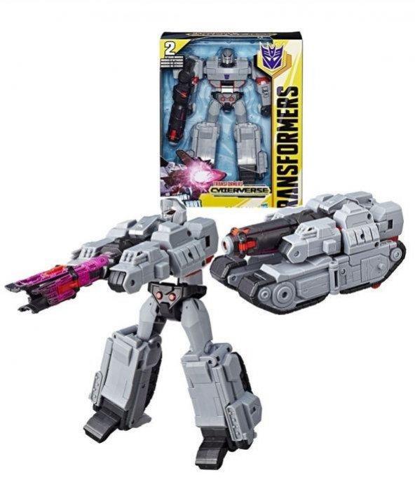 Transformers Cyberverse Dev Figür Megatron E2066