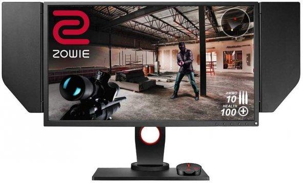 BENQ ZOWIE XL2740 27 240Hz 1msDVI-DL+HDMI+DP G-SYNC 320Nnit COLOR VIBRANCE FHD TN ESPOR  MONİTİTÖR