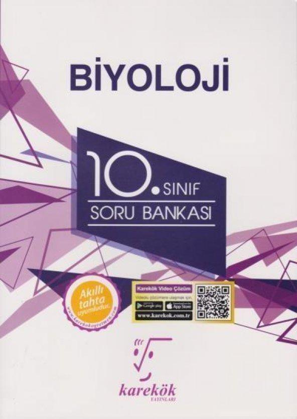 Karekök 10. Sınıf Biyoloji Soru Bankası