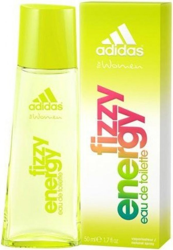Adidas Fizzy Energy Edt 50 Ml Kadın Parfüm