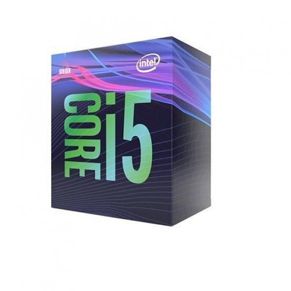Intel Core i5 9500 3.0GHz 9MB Cache LGA 1151 İşlemci