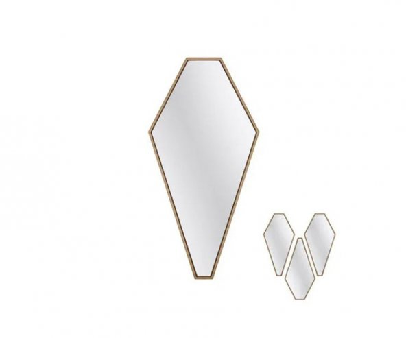 Lumienza DK-8715 Doku Concept Ayna