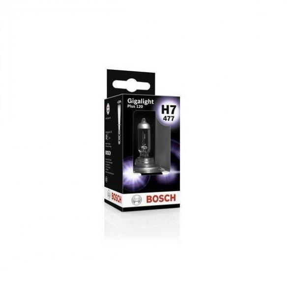 Bosch Gigalight Plus 120 H7 Ampül