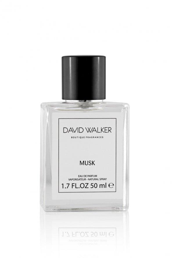 David Walker BOUTIQUE-MUSK 50ML Kadın Parfüm