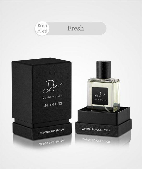 David Walker LBE UNLIMITED 50ML Erkek Parfüm