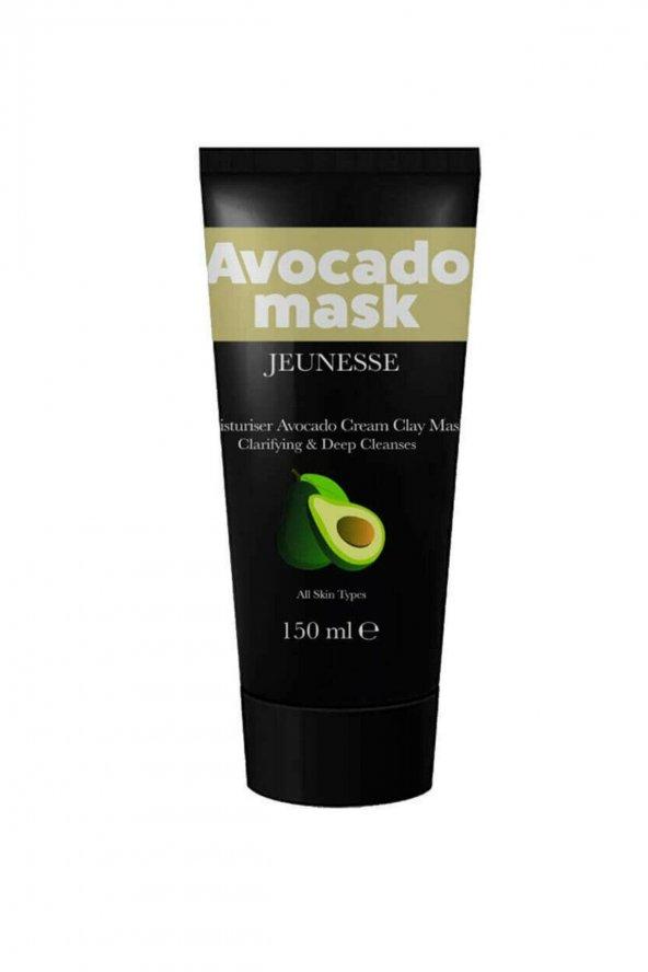 Jeunesse Avocado Canlandırıcı Etkili Maske 150Ml