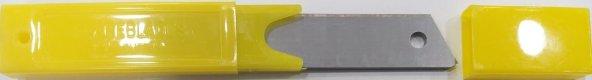 Maket Bıçağı – Falçata Yedek Ucu Geniş Real ÖZS 18 mmx0,4mm 1 Kut