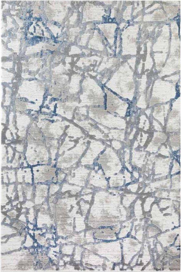 Flora Elvin 4380Am Mavi Renk Halı