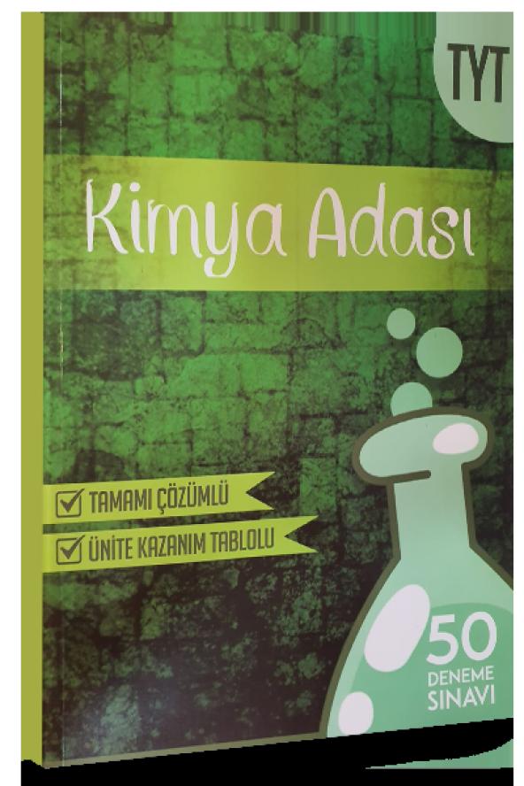Tonguç Akademi TYT Kimya Adası 50 Deneme Sınavı