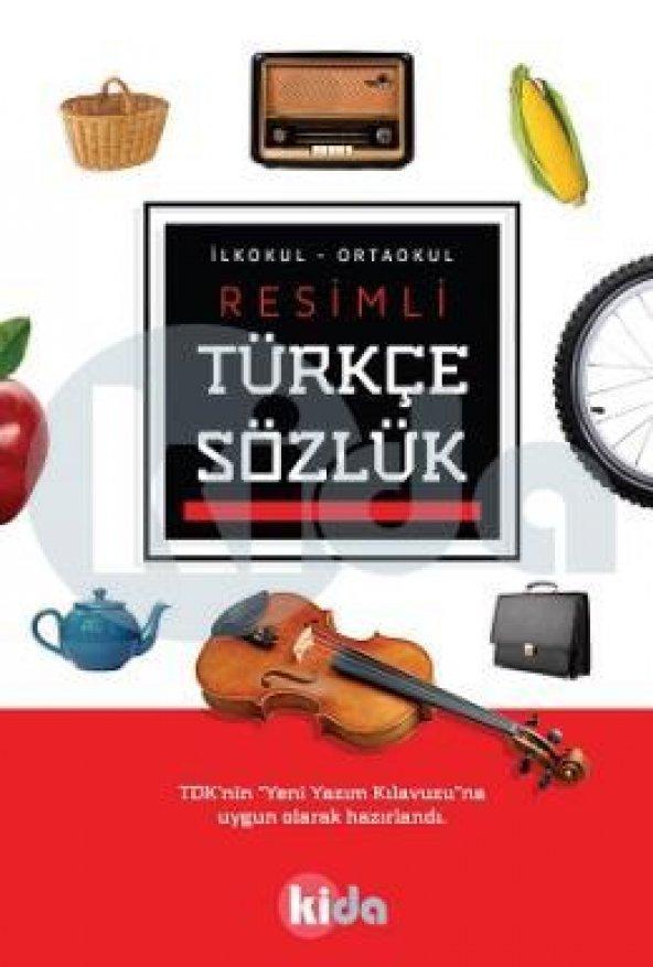 Kida Yayınları Resimli Türkçe Sözlük
