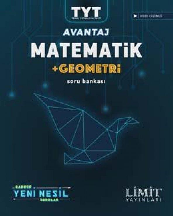 Limit Yayınları TYT Avantaj Matematik + Geometri Soru Bankası
