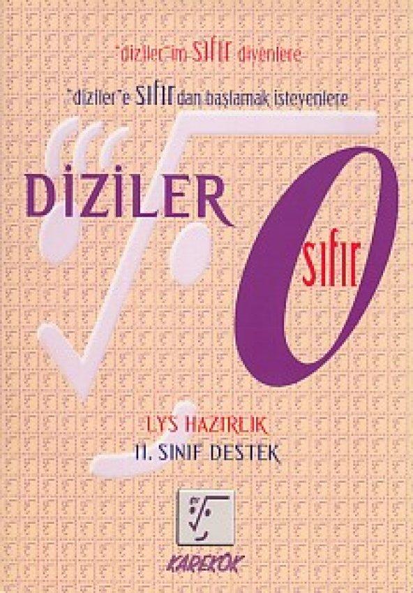 Karekök Yayınları Diziler Sıfır Yeni