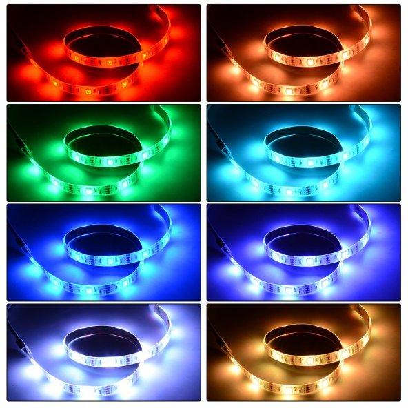 İç Mekan 3 Çip Şerit LED 5 Metre