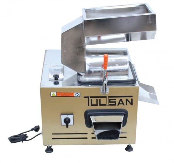 Tulsan Domates Biber Salça Yapma Makinası 3 Elekli