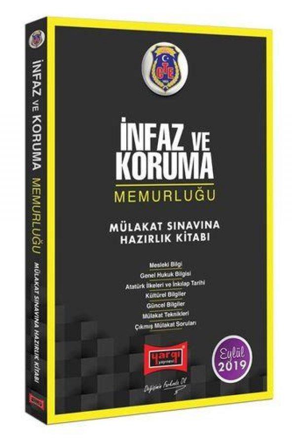 Yargı Yayınları İnfaz ve Koruma Memurluğu Mülakat Sınavına Hazırl